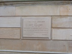 The Free Library and Art Gallery