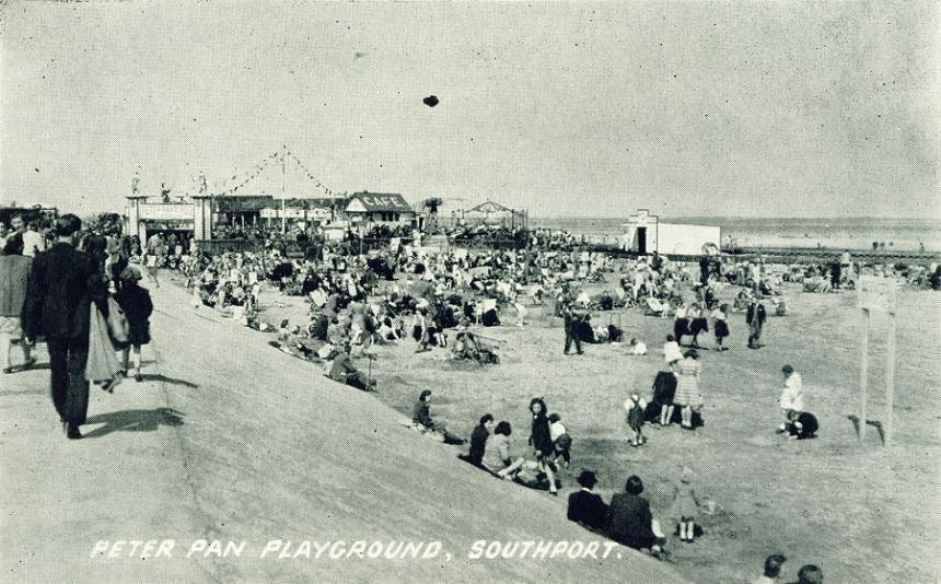Peter Pan Playground, Southport