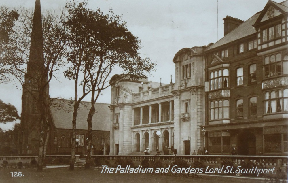 The Palladium and Gardens