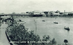 Southport Pier & Boating Lake