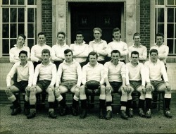 King George V School First XV Rugby Team