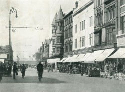 Chapel Street from Seymour Mead's to Corporation St