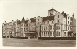 Royal Hotel, Southport