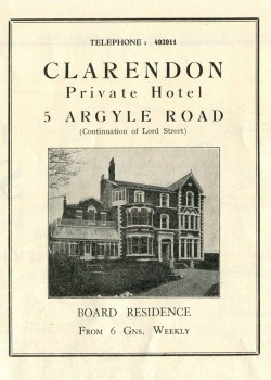 Clarendon Private Hotel