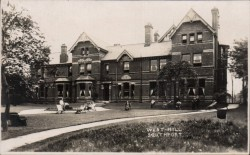 West Hill Convalescent Home, Southport