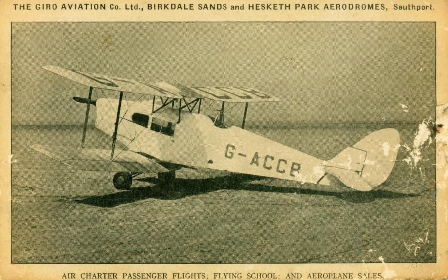 Hesketh Park Aerodromes